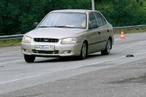 Hyundai Accent - Три быстрых года