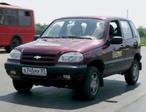 Chevrolet Niva - Экстремальная арифметика