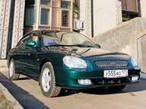 Hyundai Sonata - Восточный мотив