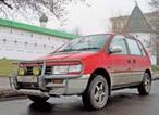 Mitsubishi RVR - Три в одном
