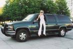 Chevrolet Suburban - Гроза бензоколонок
