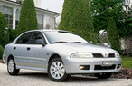 Mitsubishi Carisma - Дефицит без спекуляций