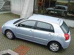 Toyota Corolla - Священная Королла