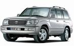 Toyota Land Cruiser 100 (1998-2007) плюсы и минусы Toyota Land Cruiser