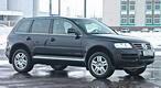 Volkswagen Touareg: Антинародный «народный вагон»