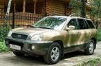 Hyundai Santa Fe: Мечтать не вредно