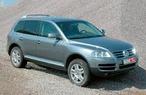 Volkswagen Touareg: Горе от ума
