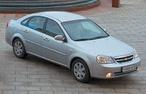 Chevrolet Lacetti: Бедненько, но чистенько