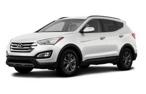 Hyundai santa fe fwd фото
