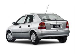Opel astra classic 2 фото