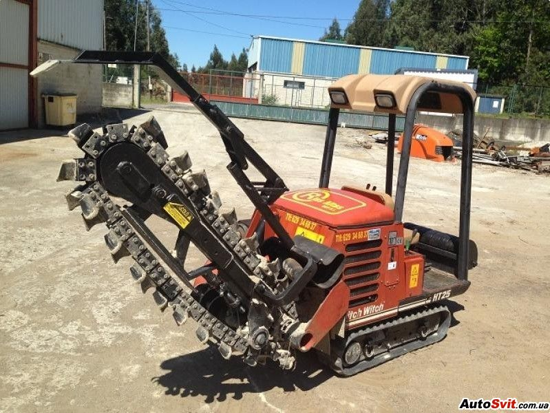 Другая техника Ditch Witch HT25K