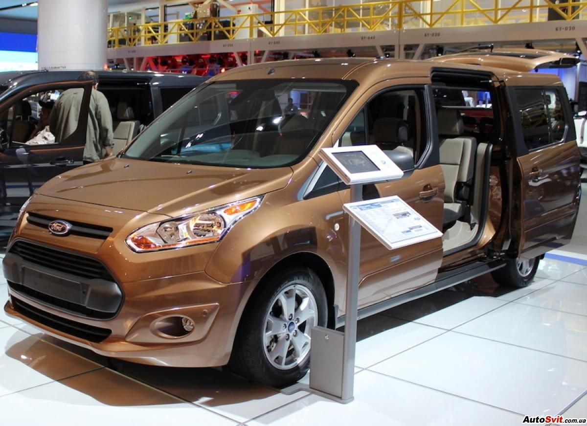 Ford Tourneo Connect , фото #1