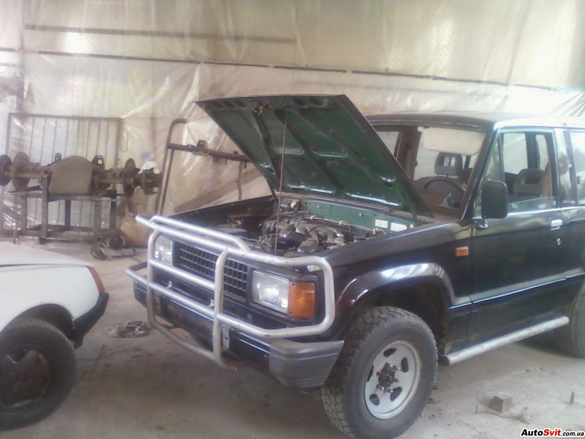 Isuzu Trooper , фото #1