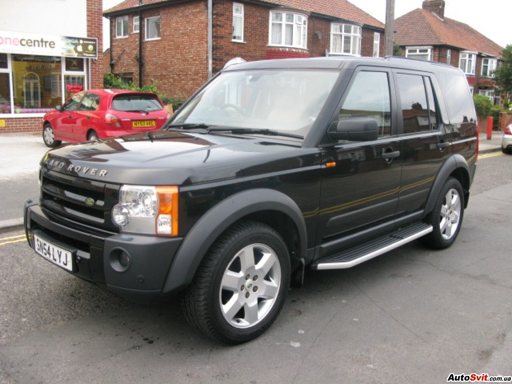 Land Rover Discovery , фото #1
