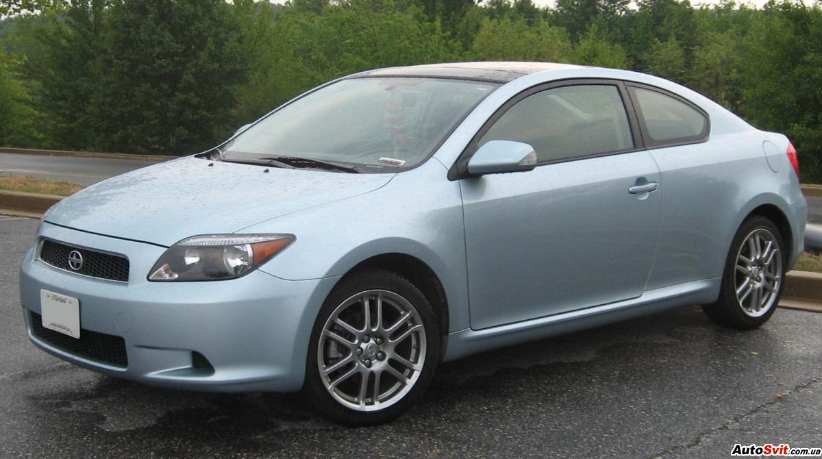 "Scion tC ""04-10"", фото #1"
