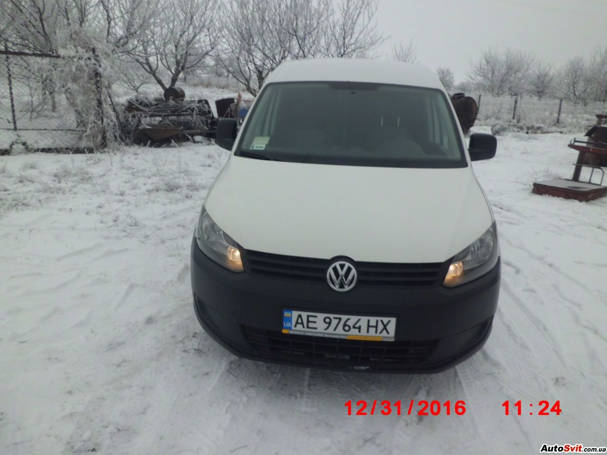 Volkswagen Caddy ГРУЗОВОЙ, фото #1