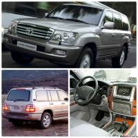 продажа Toyota Land Cruiser 100