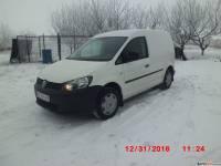 Volkswagen Caddy 1.6 TDI, фото #2