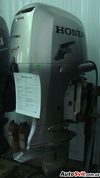 Технические характеристики, фотографии и описание лодочного мотора honda bf90 d лодочный мотор бу honda bf90 d
