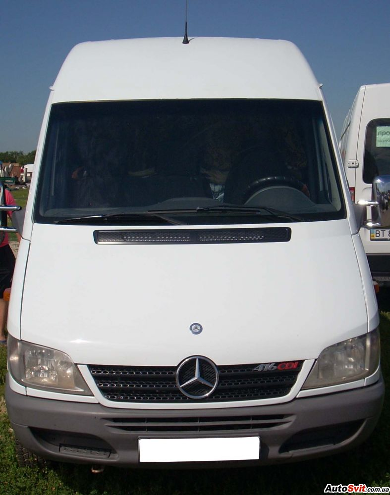 Mercedes-Benz Sprinter 416 CDI , фото #1
