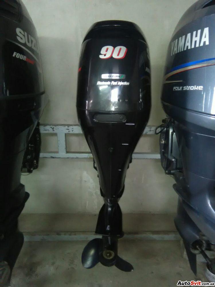 лодочный мотор suzuki df90atl цена