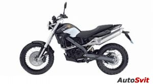 BMW  G 650 Xcountry 2007