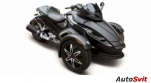 Can-Am  Spyder GS Phantom Black Limited Edition SM5 2009