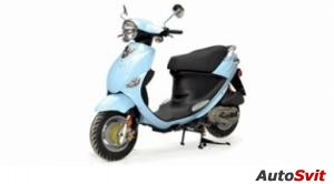 Genuine Scooter Co.  Buddy 125 2010