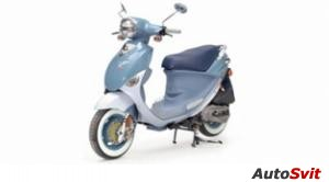 Genuine Scooter Co.  Buddy International Little Saint Tropez 50 2010