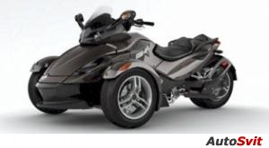 Can-Am  Spyder Roadster RS 2012