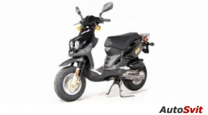Genuine Scooter Co.  Roughhouse R50 2013