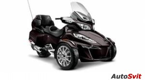 Can-Am  Spyder RT-Limited 2014